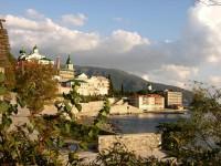 Ватопедский монастырь на Афоне. Свято-Андреевский скит