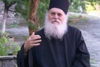 Архимандрит Ефрем, игумен Священной Великой Обители Ватопед