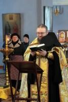 Молебен у мощей святителя Димитрия Ростовского