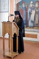 Настоятель Ростовского Петровского монастыря игумен Климент (Новиков)