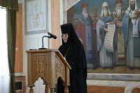 Настоятельница Ярославского Казанского монастыря игумения Екатерина (Гаева)