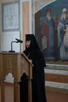 Настоятельница Ростовского Рождественского монастыря игумения Афанасия (Силкина)