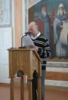 Андрей Григорьевич Шустров, доктор культурологии, профессор Ярославской Духовной семинарии