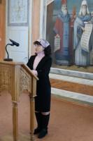 Мария Леонидовна Рубцова, референт по научной работе наместника Спасо-Яковлевского Димитриева монастыря