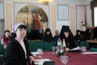 Участники круглого стола, посвященного монастырям и монашеству, 20 декабря 2017 г.