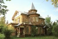 Дом в поселке Вырица, в котором жил преподобный Серафим.