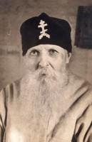 Преподобный Серафим Вырицкий. Фотография первой половины ХХ в.
