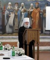 Выступление митрополита Пантелеимона