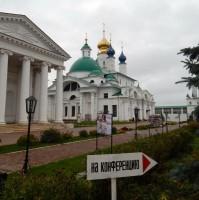 Спасо-Яковлевский Димитриев монастырь. Октябрь 2013 г.