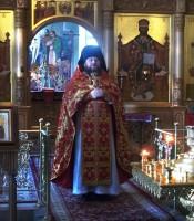 Богослужение на Светлой седмице в Спасо-Яковлевском монастыре. 2018 год, апрель.
