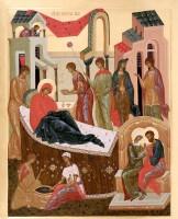 Образ Рождества Пресвятой Богородицы.