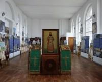 Выставка о свт. Димитрии в Спасо-Преображенском соборе г. Рыбинска