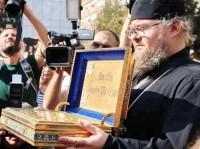 Мощи Ростово-ярославских святых в Сербии. Октябрь 2018 г.