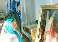 На выставке о свт. Димитрии в Ярославском Успенском соборе