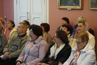 Лекция «Путешествие по московским храмам в честь Димитрия Ростовского» 11 мая 2018 года в Музее ростовского купечества