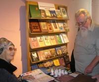 Спасо-Яковлевская обитель на Книжной ярмарке Ростовского музея 26-28 августа 2011 года