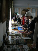 Выставка православных книг для детей, 2012 г