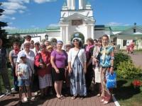 Ростовский Центр социальной помощи «Радуга» в Спасо-Яковлевском монастыре