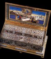 Ковчег с Поясом Пресвятой Богородицы. Фото 2011 г.
