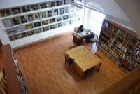 библиотека Спасо-Яковлевского монастыря
