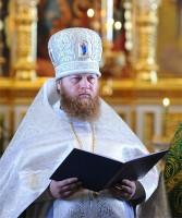 Хиротония архимандрита Саввы (Михеева) во епископа Воскресенского. Фото 2011 г.