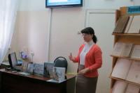 Участие Спасо-Яковлевского монастыря в акции «Библионочь»: встреча с читателями в библиотеке имени А.А. Титова 22 апреля 2017 г.
