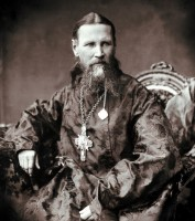 Святой Иоанн Кронштадтский.