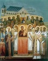 Икона Торжество Православия.