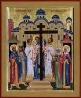 Образ Воздвижения Креста Господня