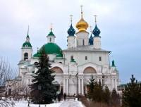Зачатиевский собор и Яковлевский храм