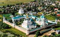 Панорама Спасо-Яковлевского монастыря