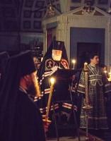 Великий покаянный канон в Спасо-Яковлевском монастыре. 3 марта 2020 года