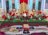 Великая Страстная суббота в Спасо-Яковлевском Димитриевом монастыре.