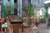Троицын день в Спасо-Яковлевскм монастыре. 2020 год