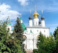 Зачатиевский храм Спасо-Яковлевского Димитриева монастыря