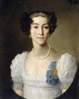 Портрет графини Анны Алексеевны Орловой-Чесменской