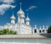 Успенский собор и звонница Ростова Великого