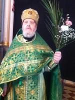 Протоиерей Борис Сабинин