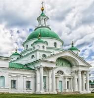 Собор свт. Димитрия Ростовского Спасо-Яковлевского Димитриева монастыря