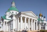 Собор святителя Димитрия Ростовского, вид с северо-запада. 7 июля 2019 г. Уильям Брумфилд