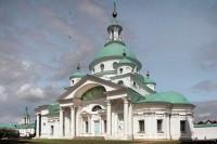 Собор святителя Димитрия Ростовского, вид с  юга. 8 июля 2019 г. Уильям Брумфилд