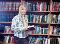 Нина Ивановна Исайчева, посетитель библиотеки Спасо-Яковлевского монастыря