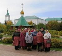 Экскурсия в Спасо-Яковлевском монастыре, приуроченная ко Дню пожилого человека