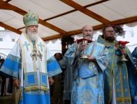 21 августа 2014 года в Свято-Введенском Толгском женском монастыре