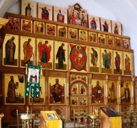 Иконостас Яковлевской церкви