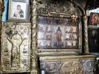 Рака блаженного Иоанна Власатого Чудотворца в Толгском храме