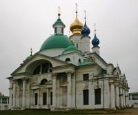 Храм свт. Иакова Ростовского