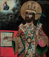 Икона Святителя Димитрия Ростовского