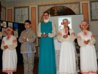 Участники праздничного детского концерта в Спасо-Яковлевском монастыре. 15 ноября