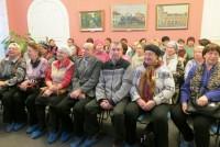 Беседа в Музее ростовского купечества 18 декабря 2014 г.